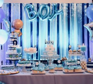 baby-shower-tort-słodycze-słodki-stół-magic-time-for-kids-shiny-syl - 3