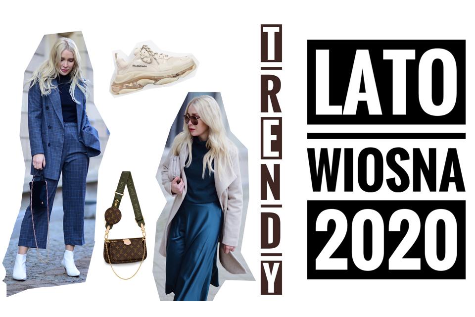 trendy wiosna lato 2020 blog