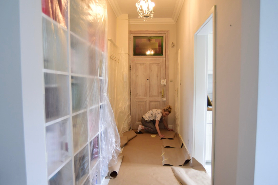 remont korytarza 5 - 1